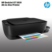 PRINTER HP DeskJet GT 5820 PSC Wirelles