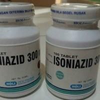 ISONIAZID INH 300 '100 tab