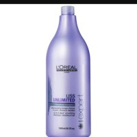 loreal liss unlimited sampo 1500ml