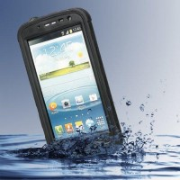 Casing Anti Air / Future Armor Waterproof Case Samsung Galaxy Note 2