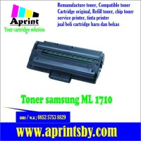Toner Samsung Ml 1710 Compatible Cartridge Printer 1710, 1740, 1750DLL
