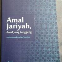 Buku Amal Jariyah Amal Yang Langgeng