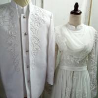 Baju Pengantin Muslim Akad Nikah