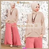 Zannuba set 3in1-stelan muslim murah-baju online shop-kulot-promo-FS