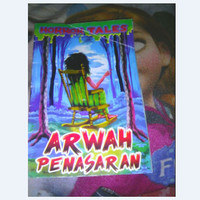 buku komik anak cerita horor