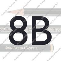 Pensil Faber Castell 8B ORIGINAL