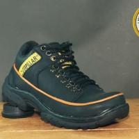 Sepatu Pria / Cowok TERLARIS SEPATU KETS CATERPILLAR LOW BOOT SAFETY