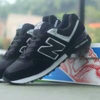 Harga sepatu kets pria newbalance 574 sport olahraga sneakers import | Pembandingharga.com