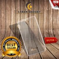 Casing Soft Case Lenovo A1000 Kesing Ultrathin HP Warna Putih & Hitam