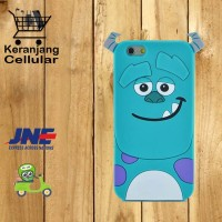 Case Rubber 4D Sulley Oppo F1s / A59