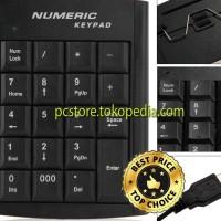 Numeric Keypad / Keyboard Numeric