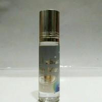 Parfum Dobha White Musk (Misik Putih) 6ml Non Alkohol