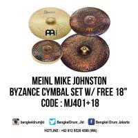 Meinl Cymbal Byzance Mike Johnston Byzance Cymbal Set