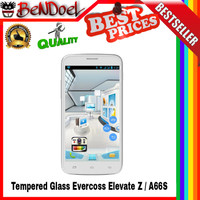 Tempered Glass 9h Evercoss Elevate Z / A66s | Anti Gores Kaca Modif