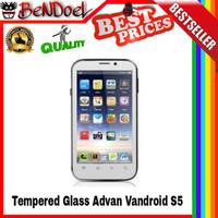 Tempered Glass 9h Advan Advance Vandroid S5 | Anti Gores Kaca Modif
