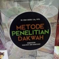 Metode penelitian Dakwah pendekatan kualitatif dan kuantitatif - Dewi
