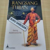 BUKU NOVEL BAHASA JAWA RANGSANG TUBAN / PADMASUSASTRA pr