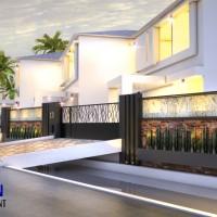 Jasa Desain Pagar ( Highend Design )