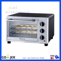 Oven Toaster 19 L Low Watt Kirin KBO190LW / KBO-190LW Produk Terlaris