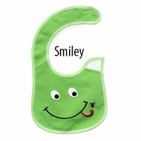 CARTER SLABER BIBS CELEMEK SMILEY