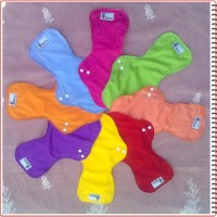 Menspad Night 32cm Pembalut Wanita cuci Ulang Cuci Pakai Pembalut Kain