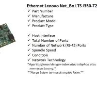 Ethernet Lenovo Net_Bo LTS I350-T2 PCIE [4XC0F28730]