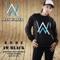 AW Black / Jaket Murah / Grosir Jaket