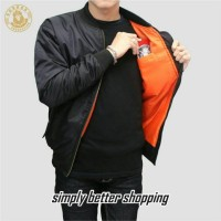 JAKET BOMBER SIMPLY BETTER