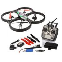 WL Toys Drone/Quadcopter V666 5.8G FPV + Camera + LCD Screen