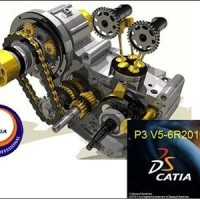 CATIA P3 2016 - Design engineering and manufacturing