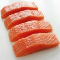 Norwegian Fresh Salmon Fish 200gr / Ikan Salmon Segar 200 gram