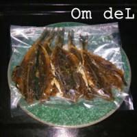 dendeng ikan sarden - om del kitchen