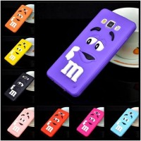 Harga samsung galaxy grand prime m m chocolate rubber soft tpu case 3d | Pembandingharga.com