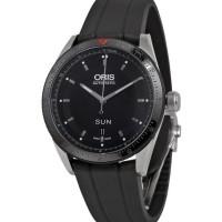 Oris Artix GT Day Date 73576624434RS original - bergaransi resmi