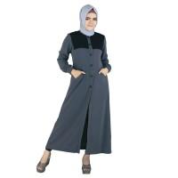Gamis - Baju Muslim Wanita Ori Brand Bandung RLN 081