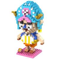 LOZ 9822 Lego Nano Block Nanoblock Chopper One Piece