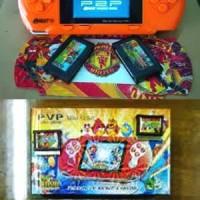 Game Boy / Gameboy Ibox Digital Pocket Portable Getar Station Musik
