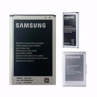 Baterai Samsung Galaxy Note 3 N9000 Genuine Battery + GRATIS Hardcase