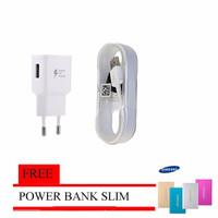 Jual Samsung Travel Charger 15W Original Fast Charging - Free Power bank sl Murah