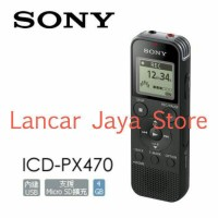 Voice Recorder sony ICD-PX470 (New Product)