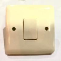 Saklar / Cetekan Lampu / Turn on-off Tombol gendut