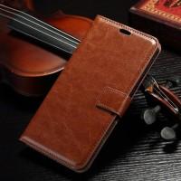 Leather Flip Cover Wallet Asus Zenfone 2 5,5