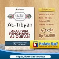 Buku At Tibyan - Adab Para Penghafal Al Quran