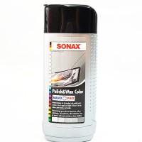 SONAX Polish and Wax Color NANO PRO Silver (250ml)