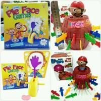 Jual Paket Duo Pie Face + Pirate Roulette Murah