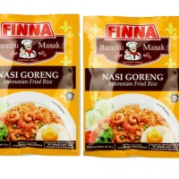 Bumbu Instan| Finna Instant Spices Nasi Goreng 50