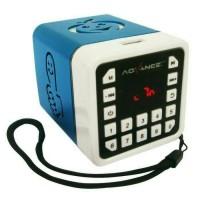Speaker Audio al qur'an hafalan murottal 30 juz anak kotak kecil warna