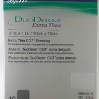 Convatec Duoderm Extra Thin 4inx4in / 10cmx10cm