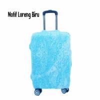 Jual Cover sarung pelindung koper luggage cover elastis penutup loreng Murah