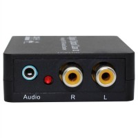 Digital to Analog Audio Converter (Support Dolby/DTS) Paling Laris